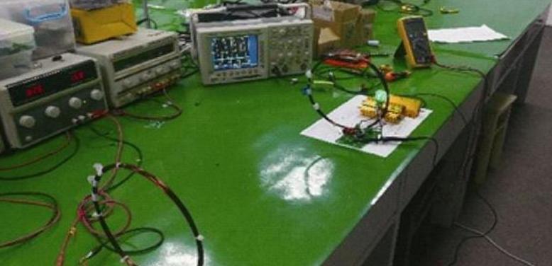 一种磁耦合谐振式无线电能传输系统教学装置